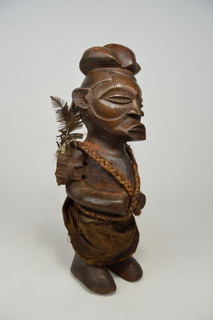 A Yaka magic fetish sculpture, African Art