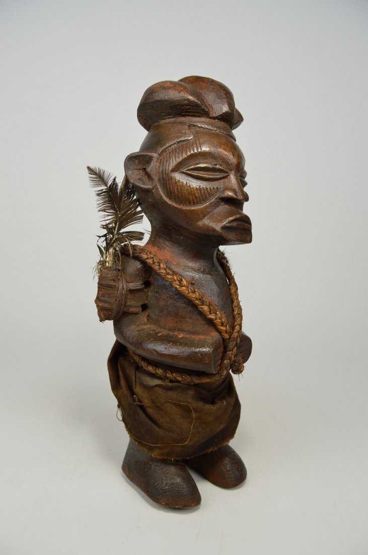 A Yaka magic fetish sculpture, African Art