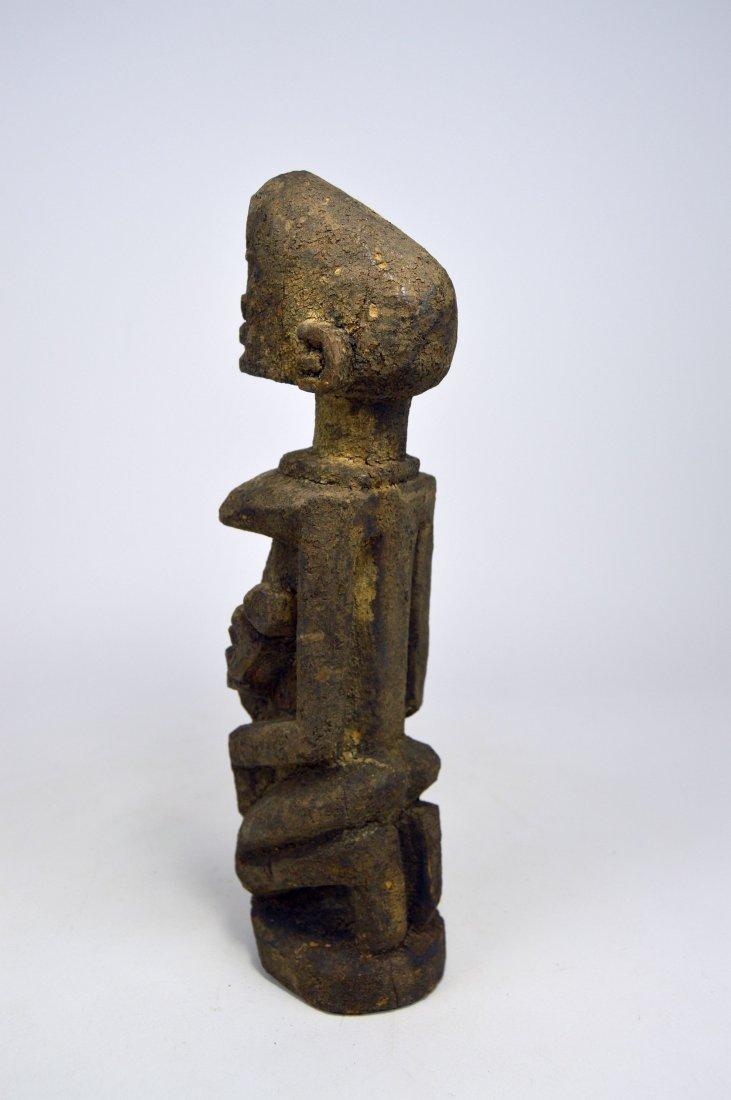 A Dogon Maternity sculpture, African Art - 6