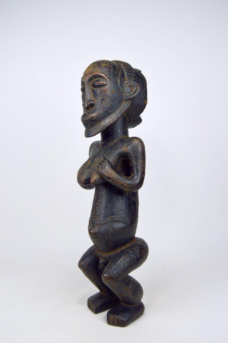 A Hemba Hermaphrodite sculpture, African Art - 2