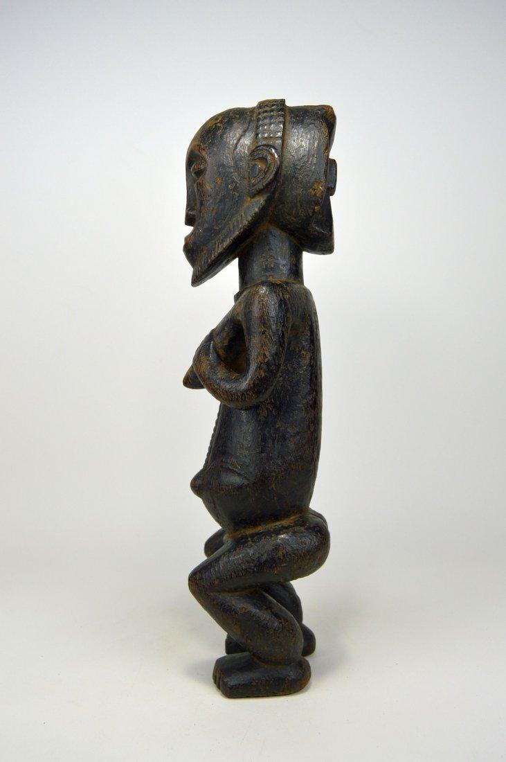 A Hemba Hermaphrodite sculpture, African Art - 3