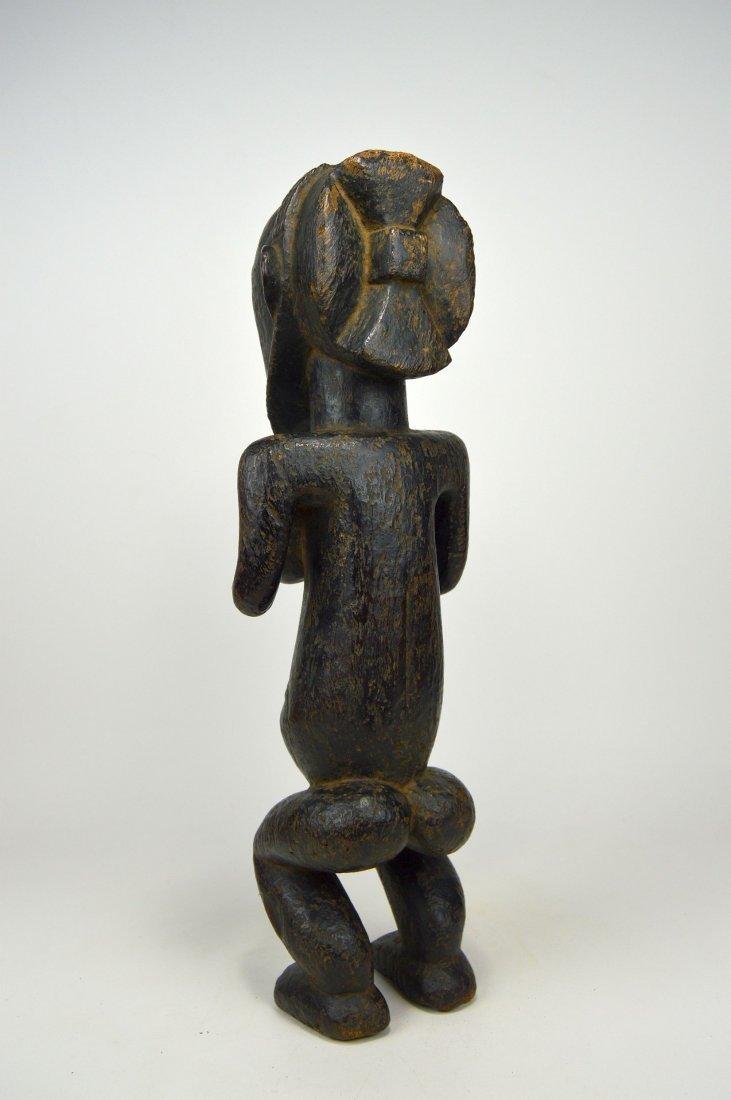 A Hemba Hermaphrodite sculpture, African Art - 4