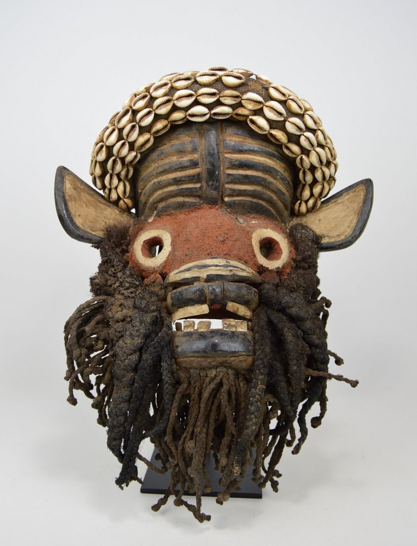 A Gere African mask