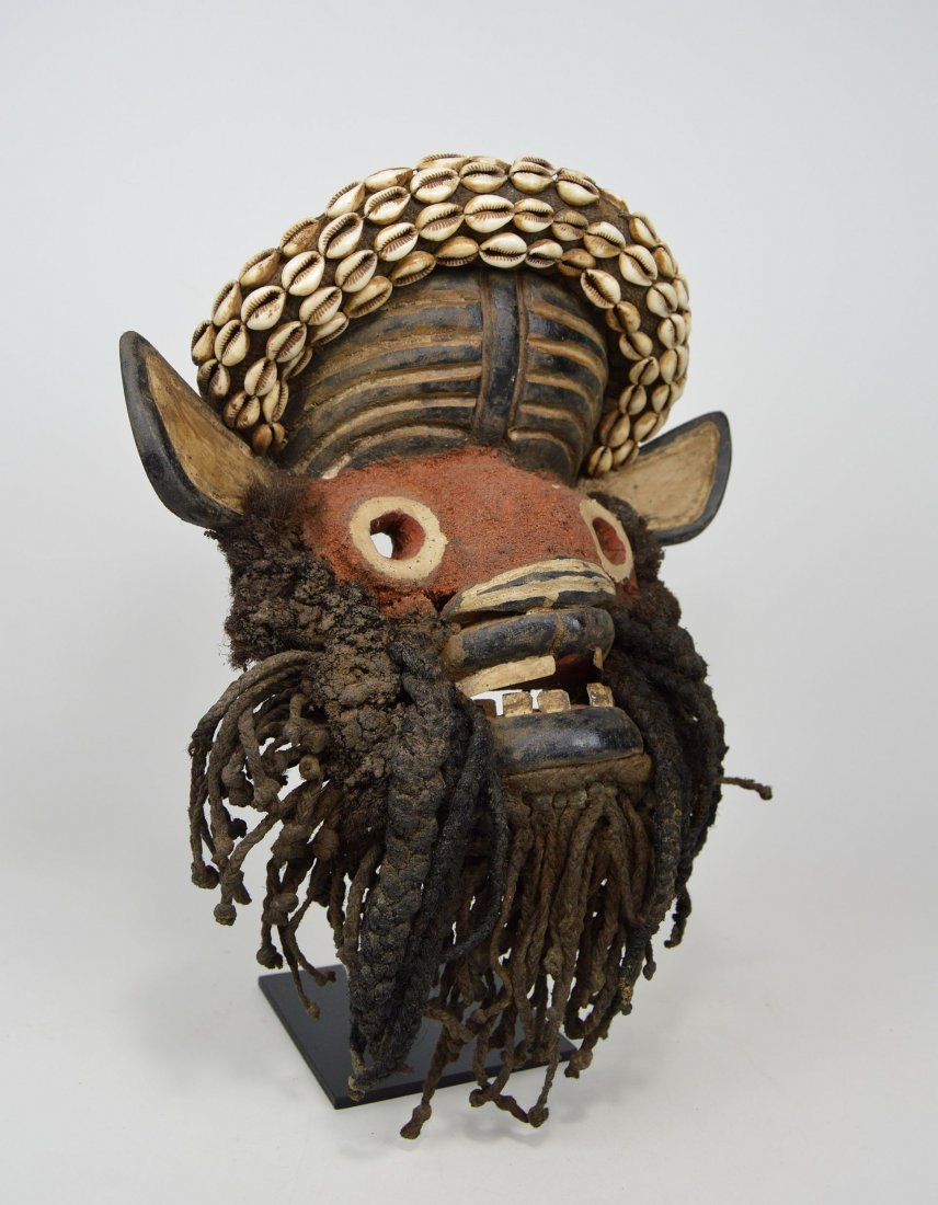 A Gere African mask - 2