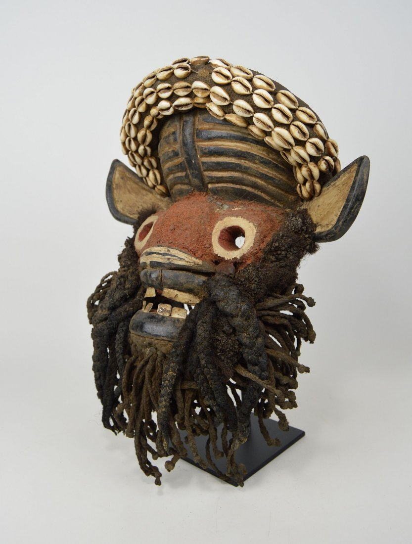 A Gere African mask - 5