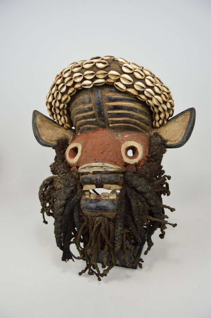 A Gere African mask - 6