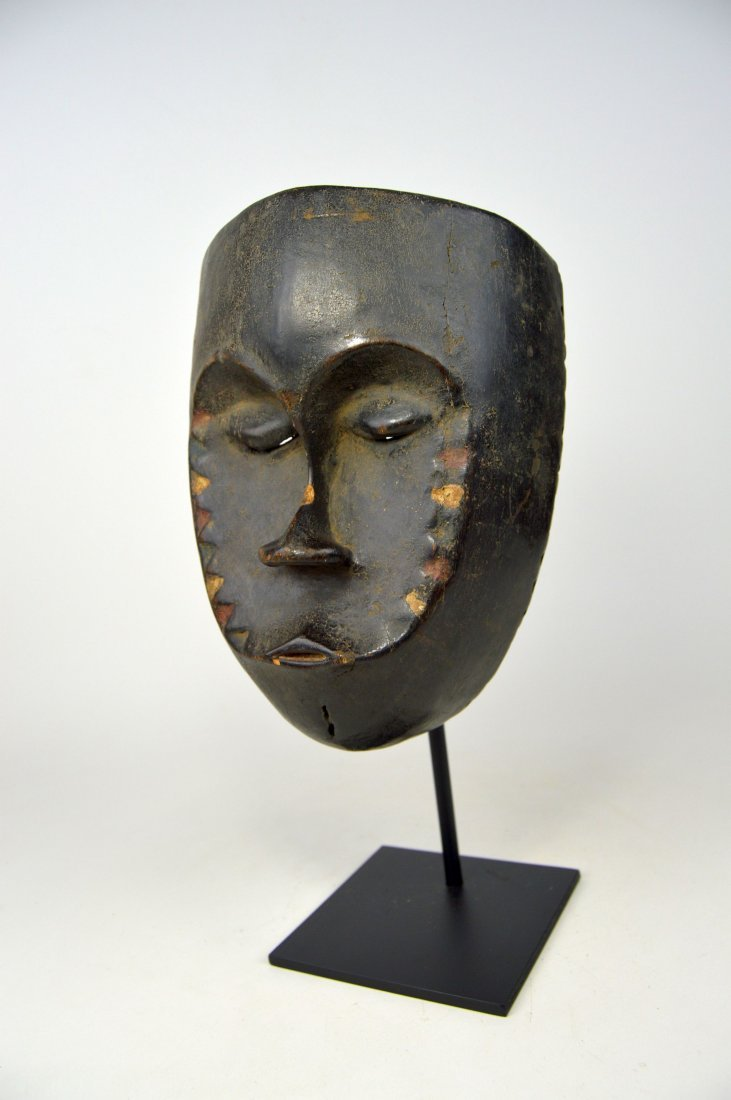 A Kuba style face mask, African Art