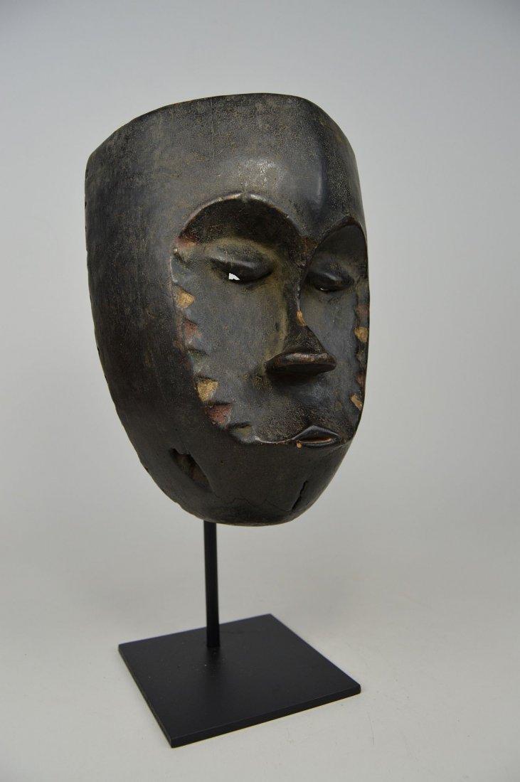 A Kuba style face mask, African Art - 2
