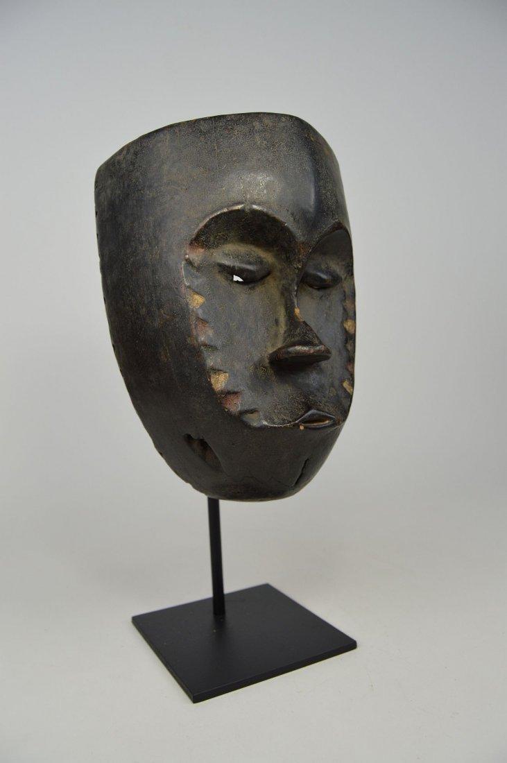 A Kuba style face mask, African Art - 3