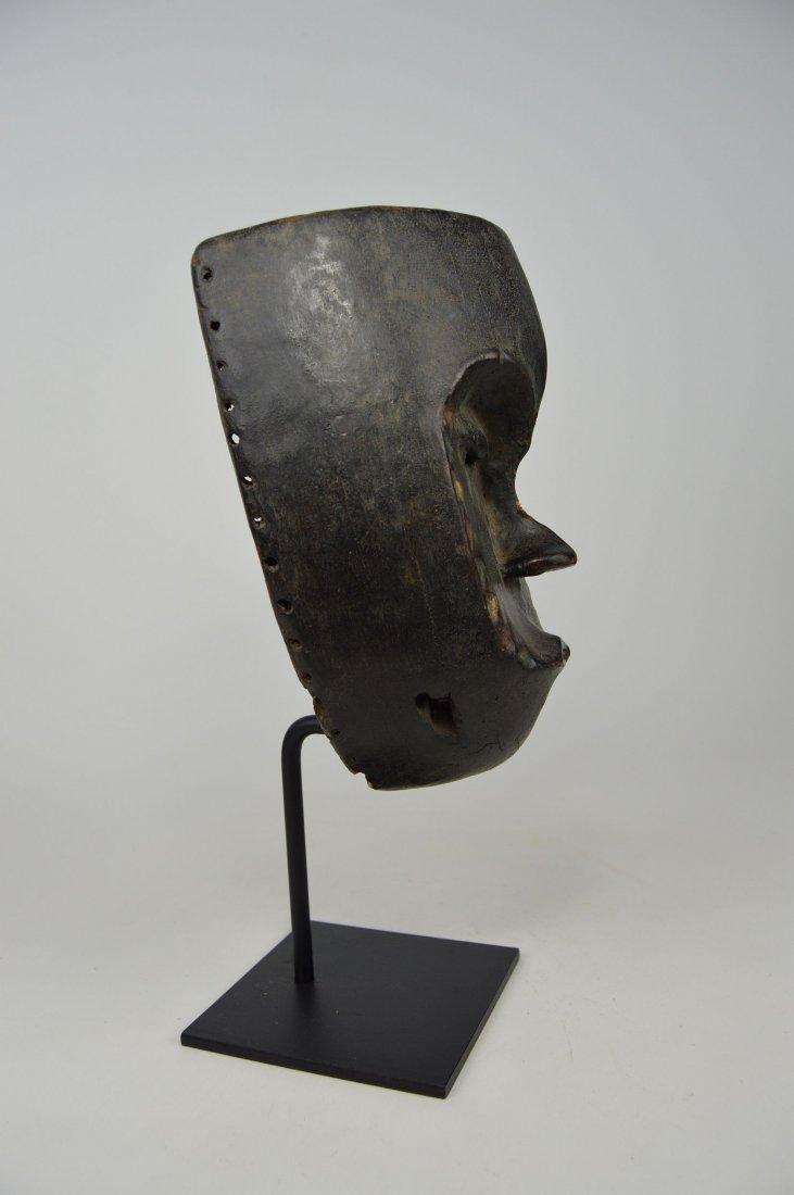 A Kuba style face mask, African Art - 4