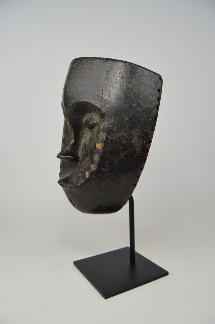 A Kuba style face mask, African Art - 5