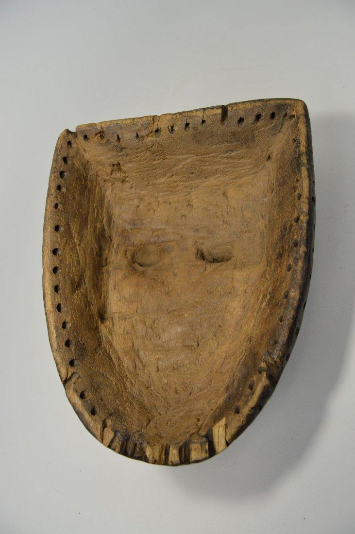 A Kuba style face mask, African Art - 6