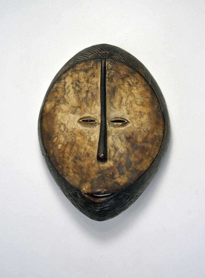 A Fine Old Lega mask, African Art - 2