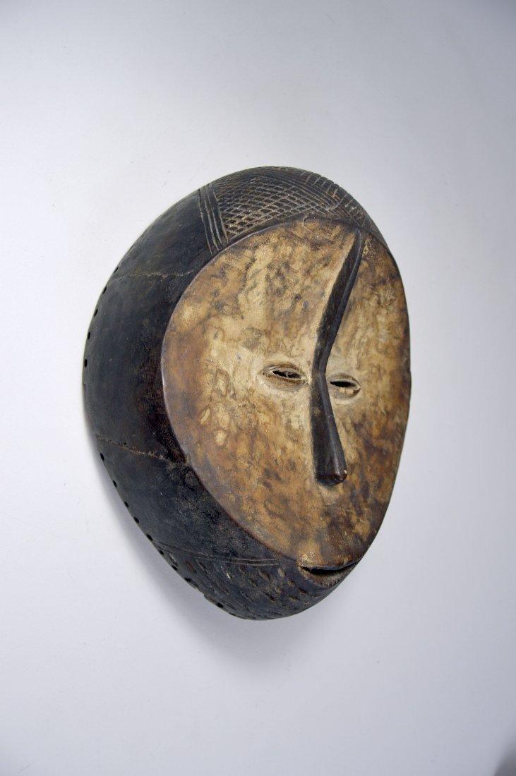 A Fine Old Lega mask, African Art - 6