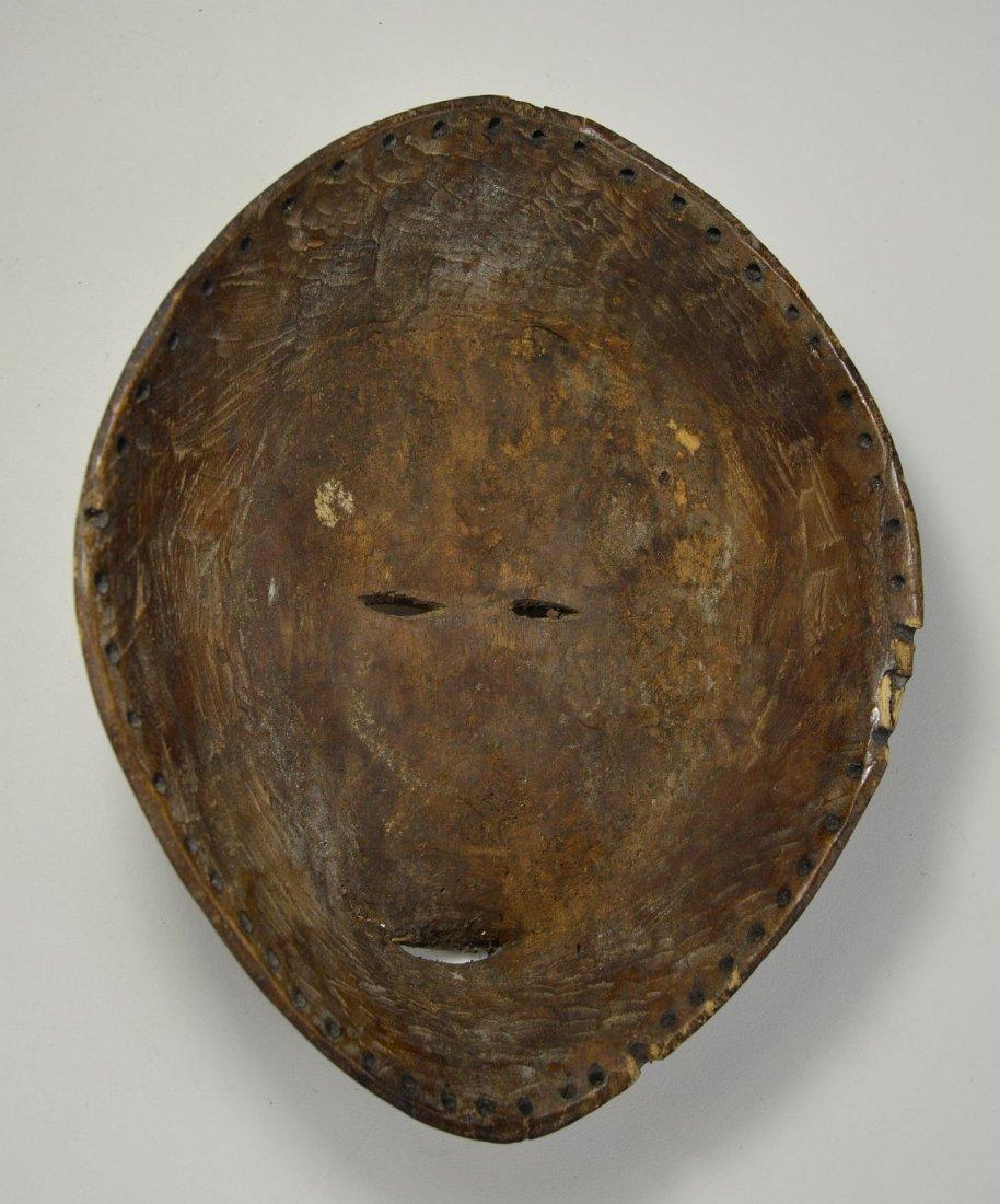 A Fine Old Lega mask, African Art - 7