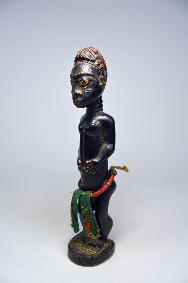 A fine Baule Colon sculpture, African Art