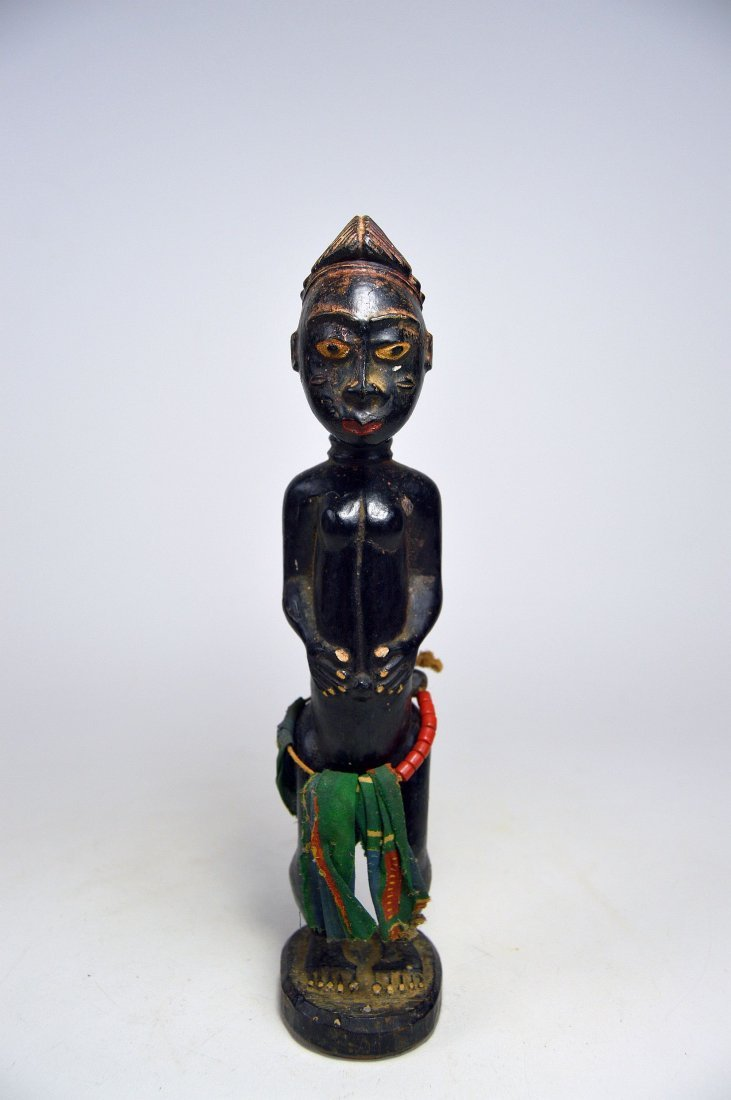 A fine Baule Colon sculpture, African Art - 2