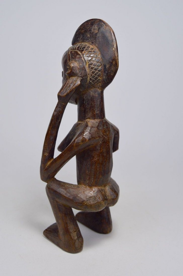 A Fine Holo Mvunzi magic sculpture, African Art - 6