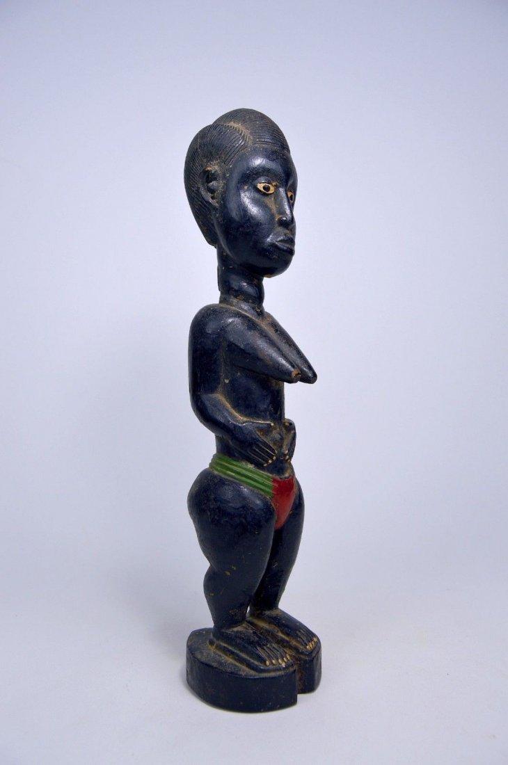 Old Baule Female sculpture Colon style - 2
