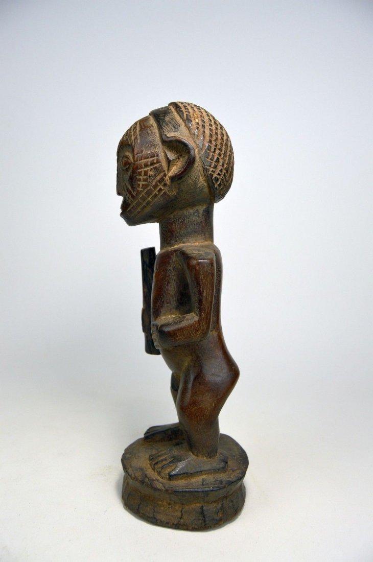 Fine Old Tabwa Male MIPASI Ancestor sculpture - 5