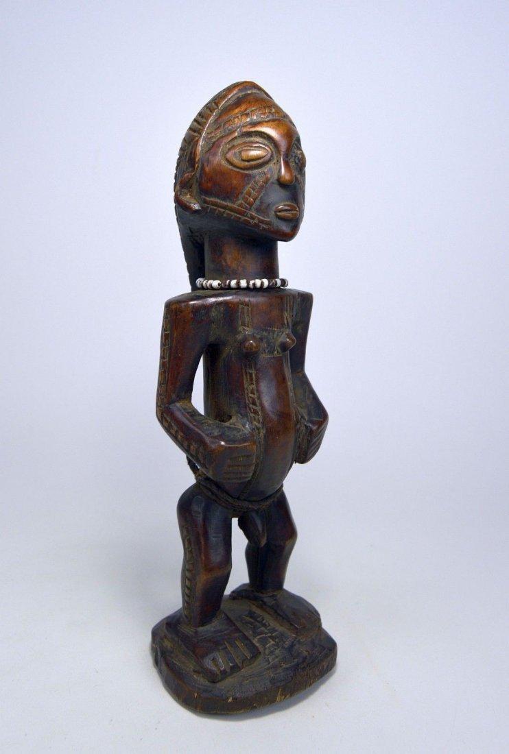 Fine Old Tabwa Male Ancestor sculpture