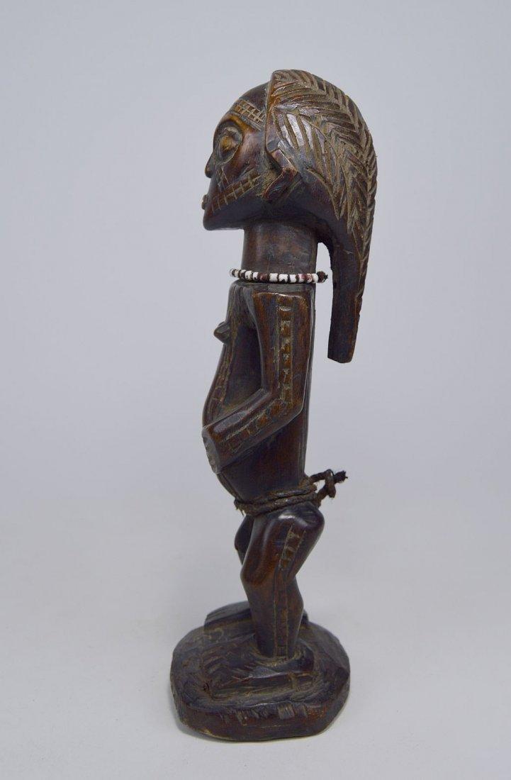 Fine Old Tabwa Male Ancestor sculpture - 5