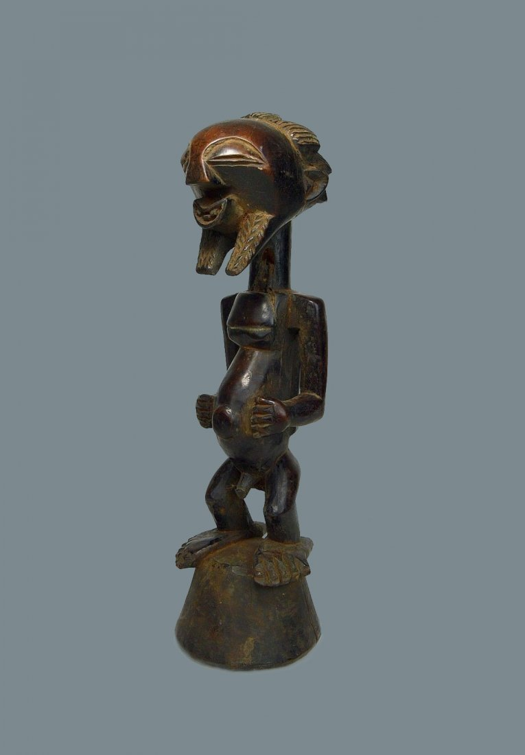 A Finely carved Songye Male sculpture, African Art