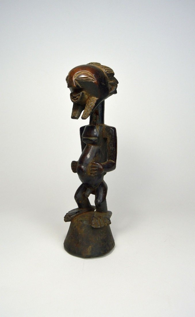 A Finely carved Songye Male sculpture, African Art - 2