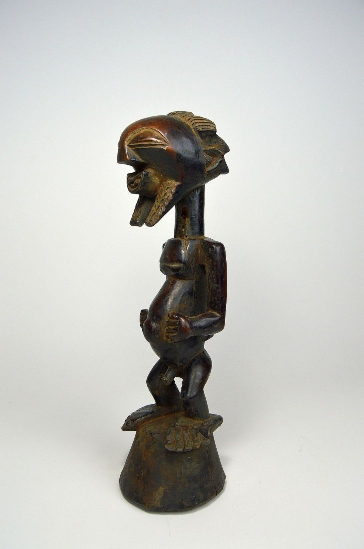 A Finely carved Songye Male sculpture, African Art - 3