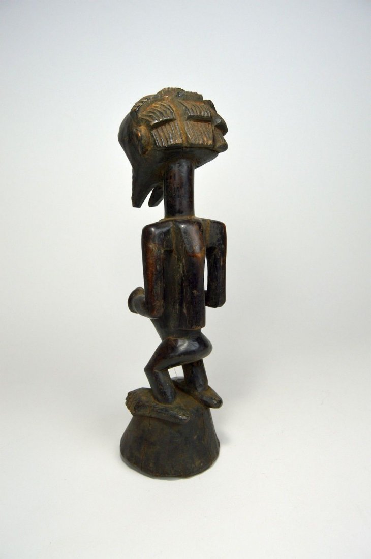 A Finely carved Songye Male sculpture, African Art - 6
