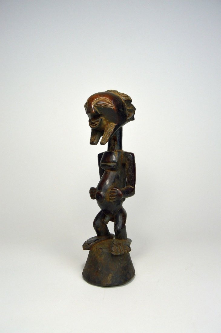 A Finely carved Songye Male sculpture, African Art - 7