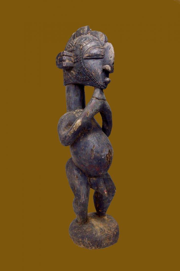 Vintage Baga D'Mba Ancestor sculpture African Art