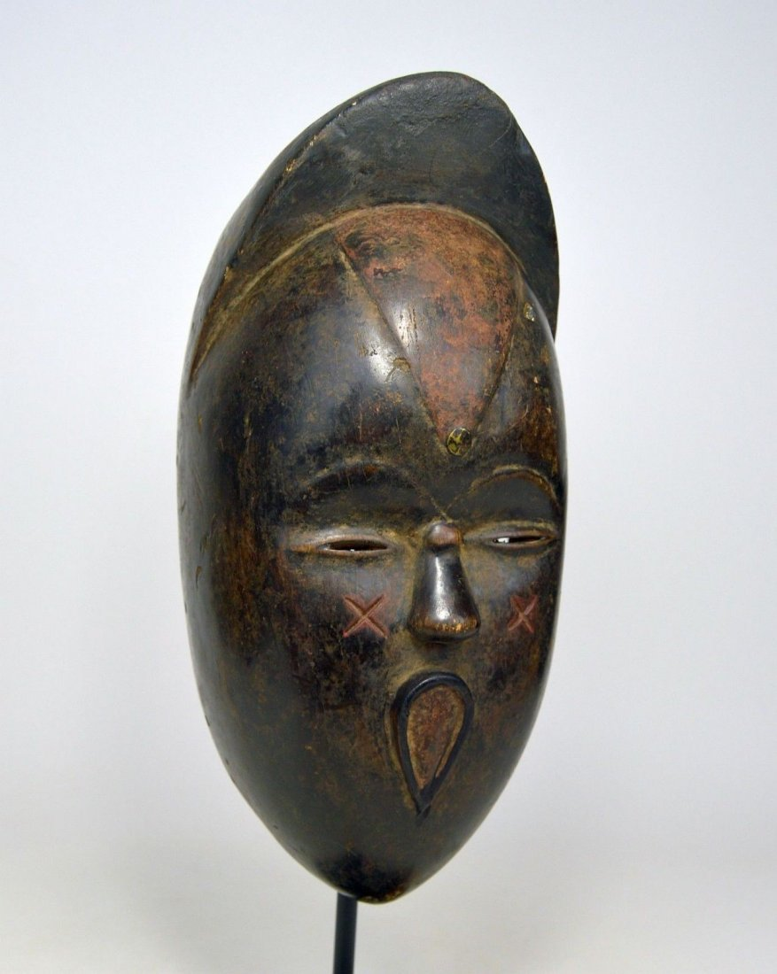 Very Unusual Old Bete African Mask African Art - 4