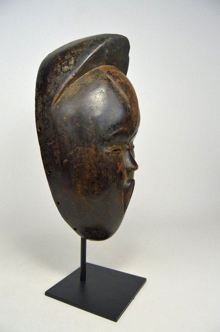 Very Unusual Old Bete African Mask African Art - 5