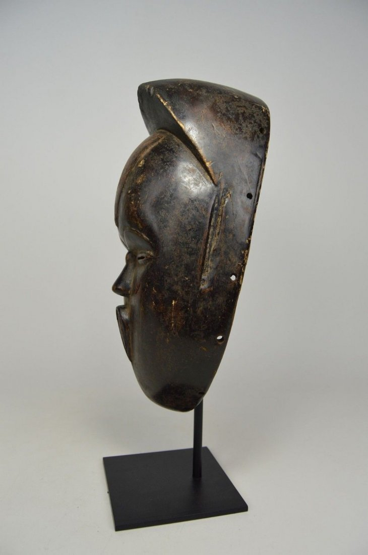 Very Unusual Old Bete African Mask African Art - 6