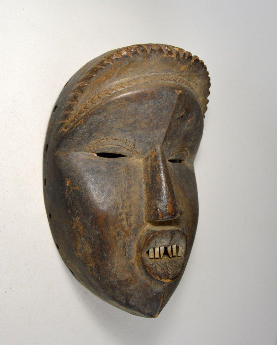Rare Old Dan Mano Mask Ex Bordogna Collection - 5