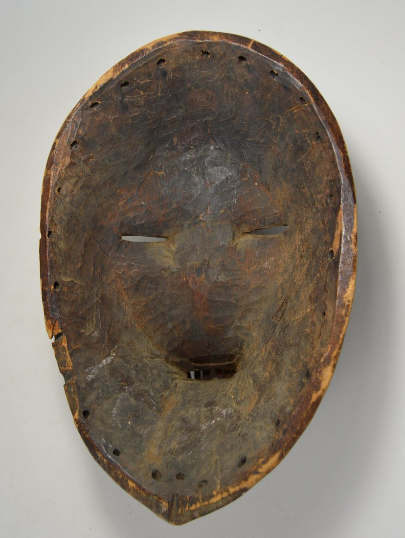 Rare Old Dan Mano Mask Ex Bordogna Collection - 6