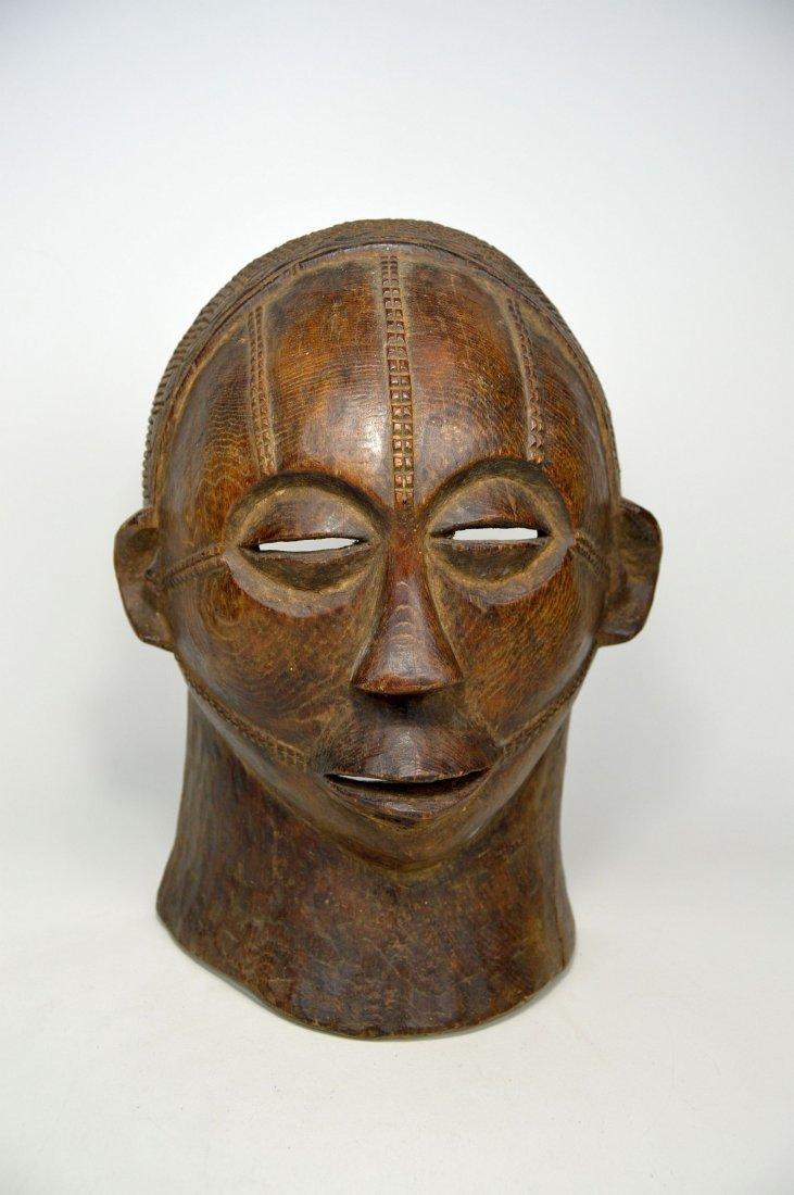 A Rare Tabwa African Mask, African Art - 2