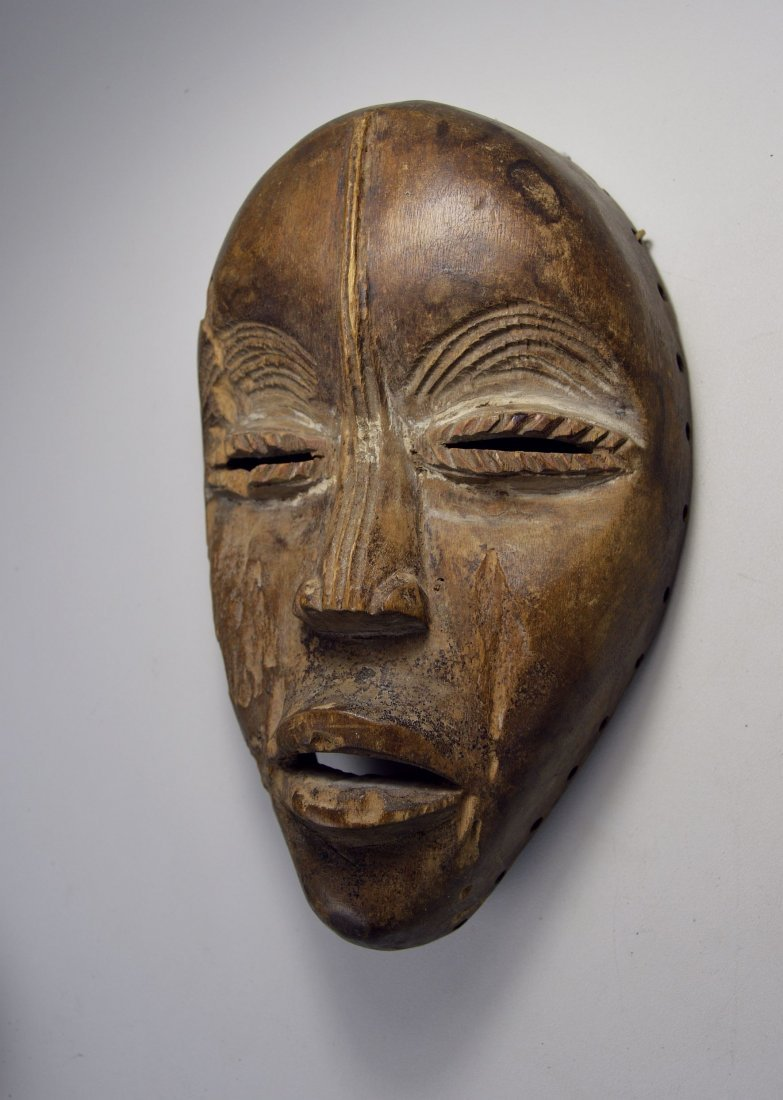 Old Dan Mask / French Collection/ Bordogna Collection - 2