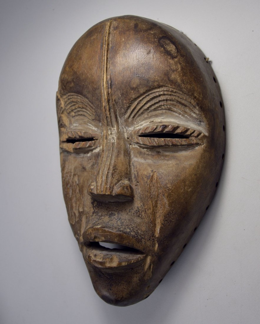 Old Dan Mask / French Collection/ Bordogna Collection - 3