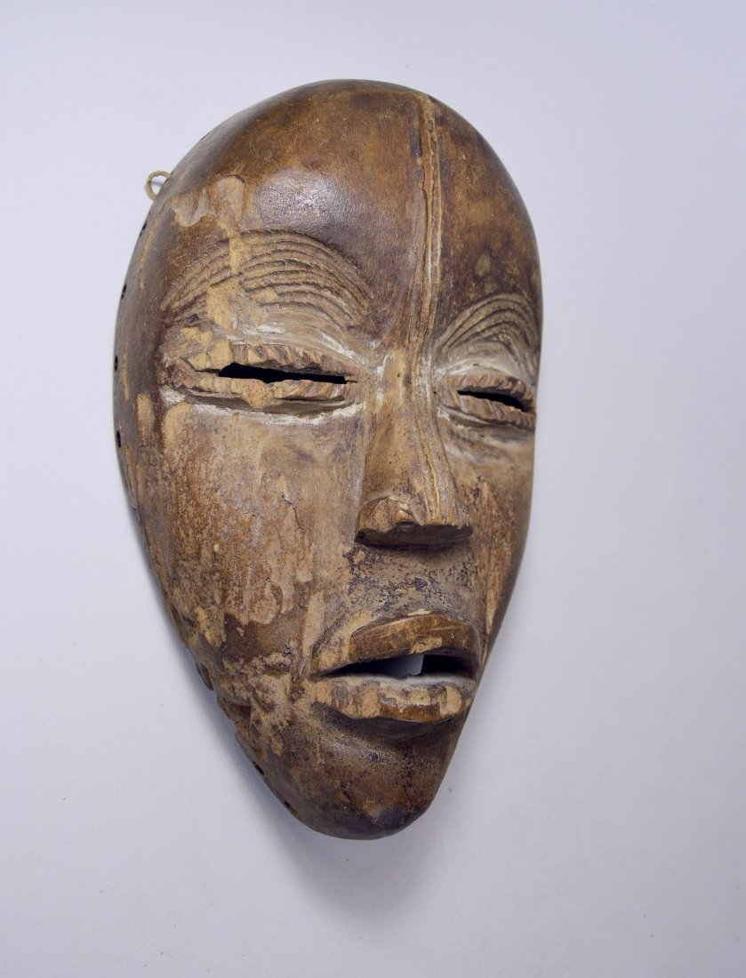 Old Dan Mask / French Collection/ Bordogna Collection - 4
