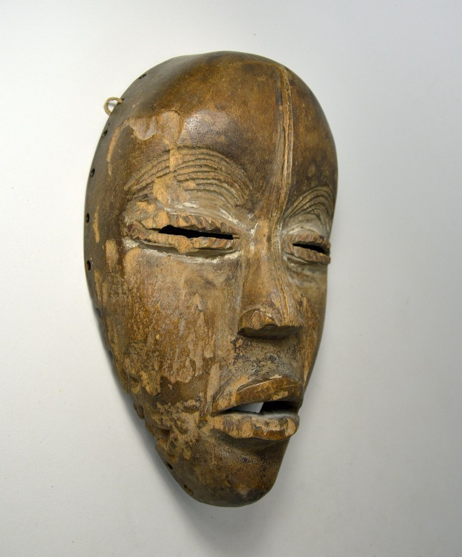 Old Dan Mask / French Collection/ Bordogna Collection - 6