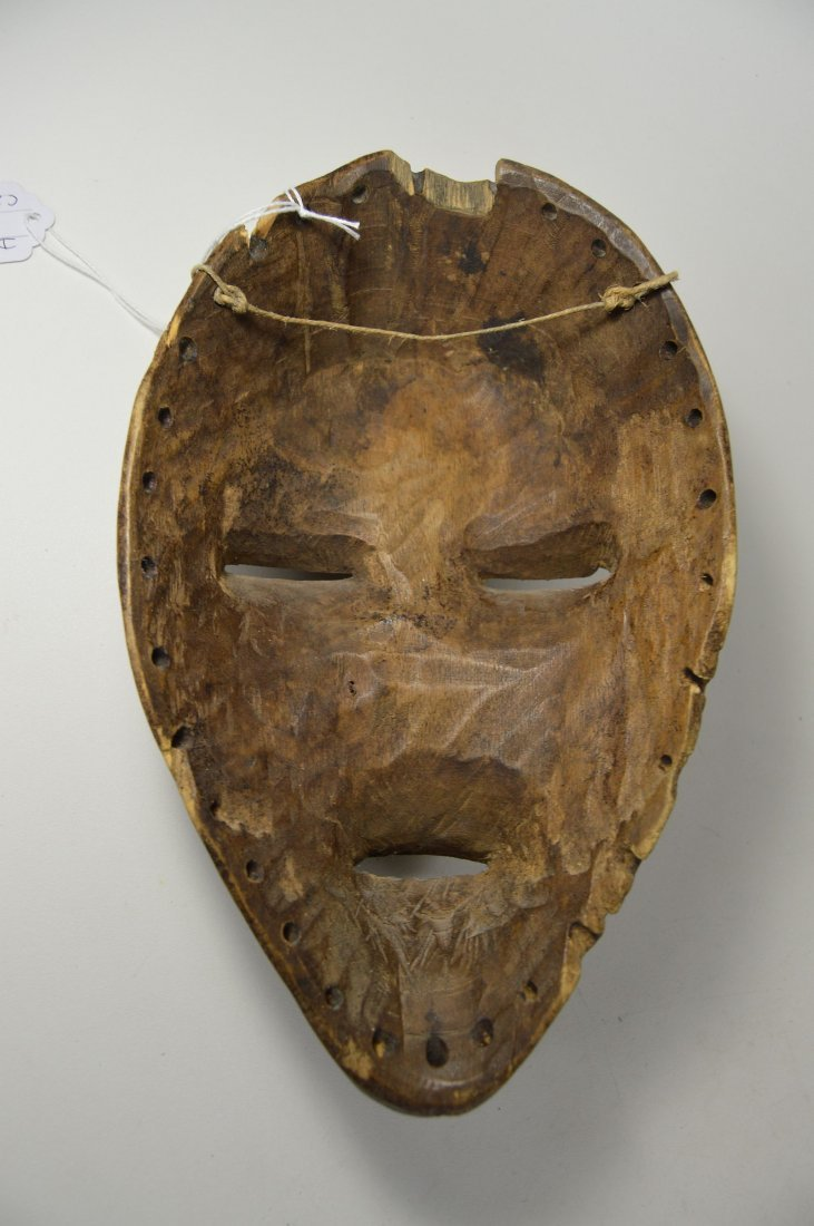 Old Dan Mask / French Collection/ Bordogna Collection - 7