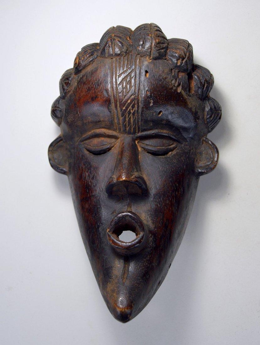 A Fine Dan Bassa mask Ex Bordogna Collection - 2