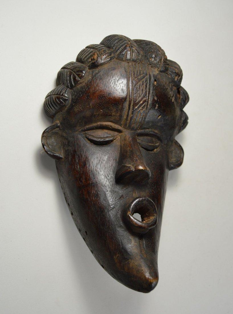 A Fine Dan Bassa mask Ex Bordogna Collection - 3