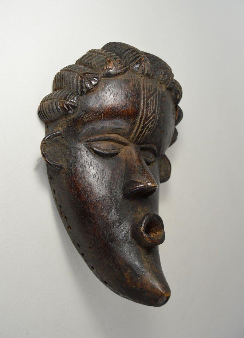 A Fine Dan Bassa mask Ex Bordogna Collection - 4