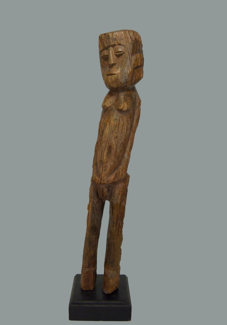 A Large Lobi bateba Shrine figure African Art