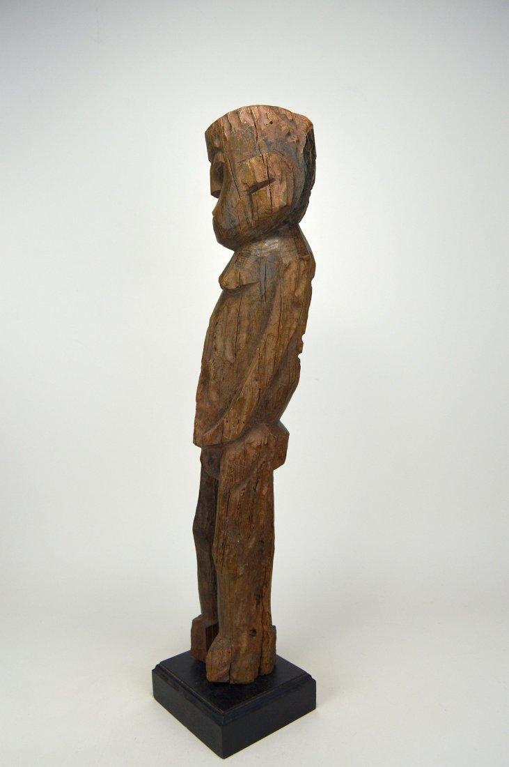 A Large Lobi bateba Shrine figure African Art - 3