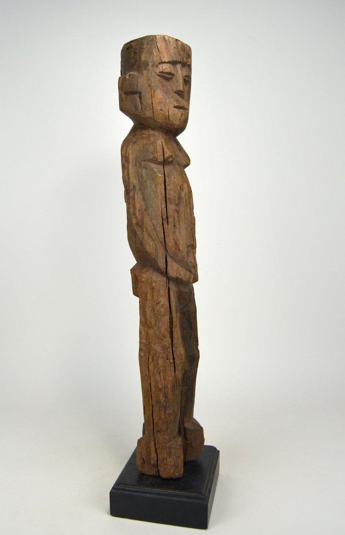 A Large Lobi bateba Shrine figure African Art - 4