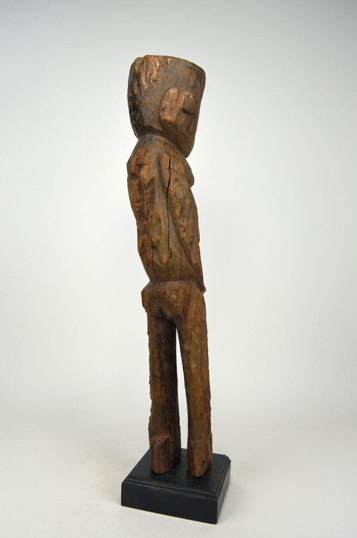 A Large Lobi bateba Shrine figure African Art - 5
